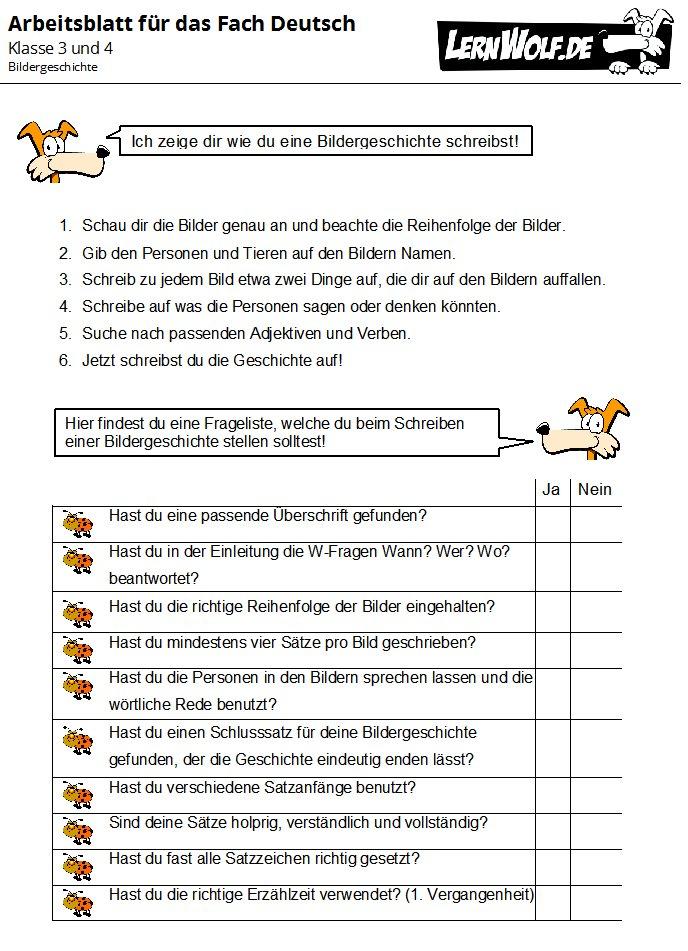 Übungen Deutsch Klasse 3 & 4 kostenlos zum Download ...